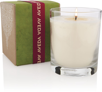 Features Holiday soy wax candle with a certified organic ginger, ginger lily and clove aroma, $39 GIVE TO the burning-the-midnight-oil college student, the responsible house sitter or the old friend