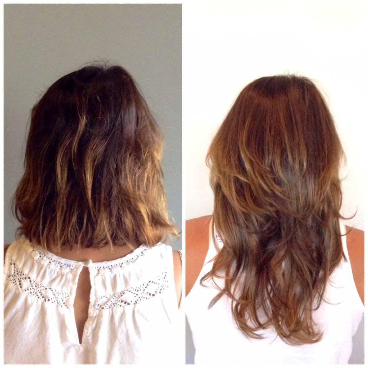 Vomor tape in extensions salonspa by our sertified5 talented team vomor provides volume thickness and color that creates beauty and confidence for women with fine or thinning hair pmusecretfo Choice Image