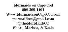 mermaids contact